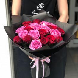 милый микс роз