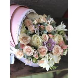 коляска цветочная для новорожденного