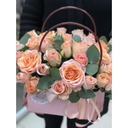 Сумочка роз